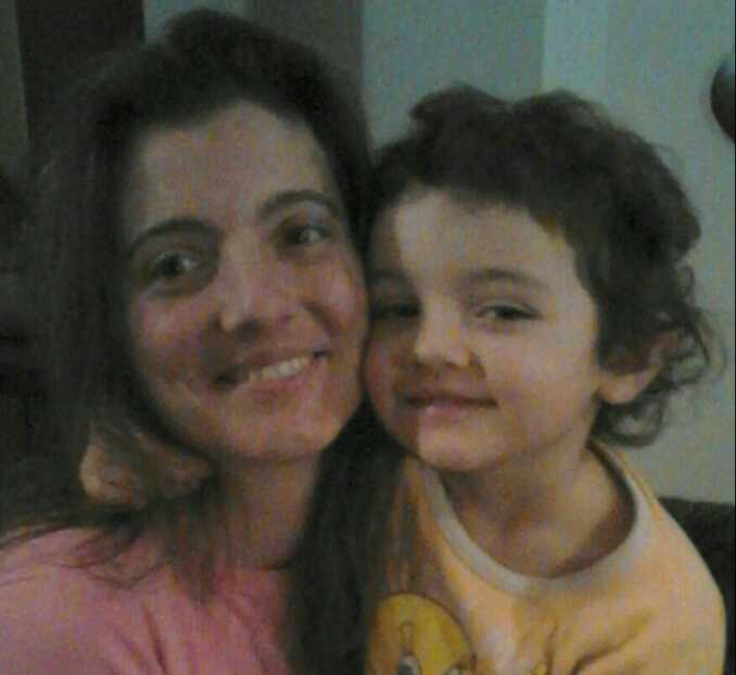 Michela Palese e Lola