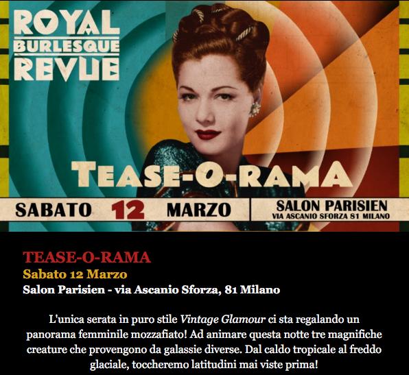 Royal Burlesque Revue