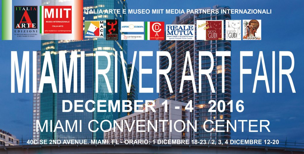 Miami River Art - invito