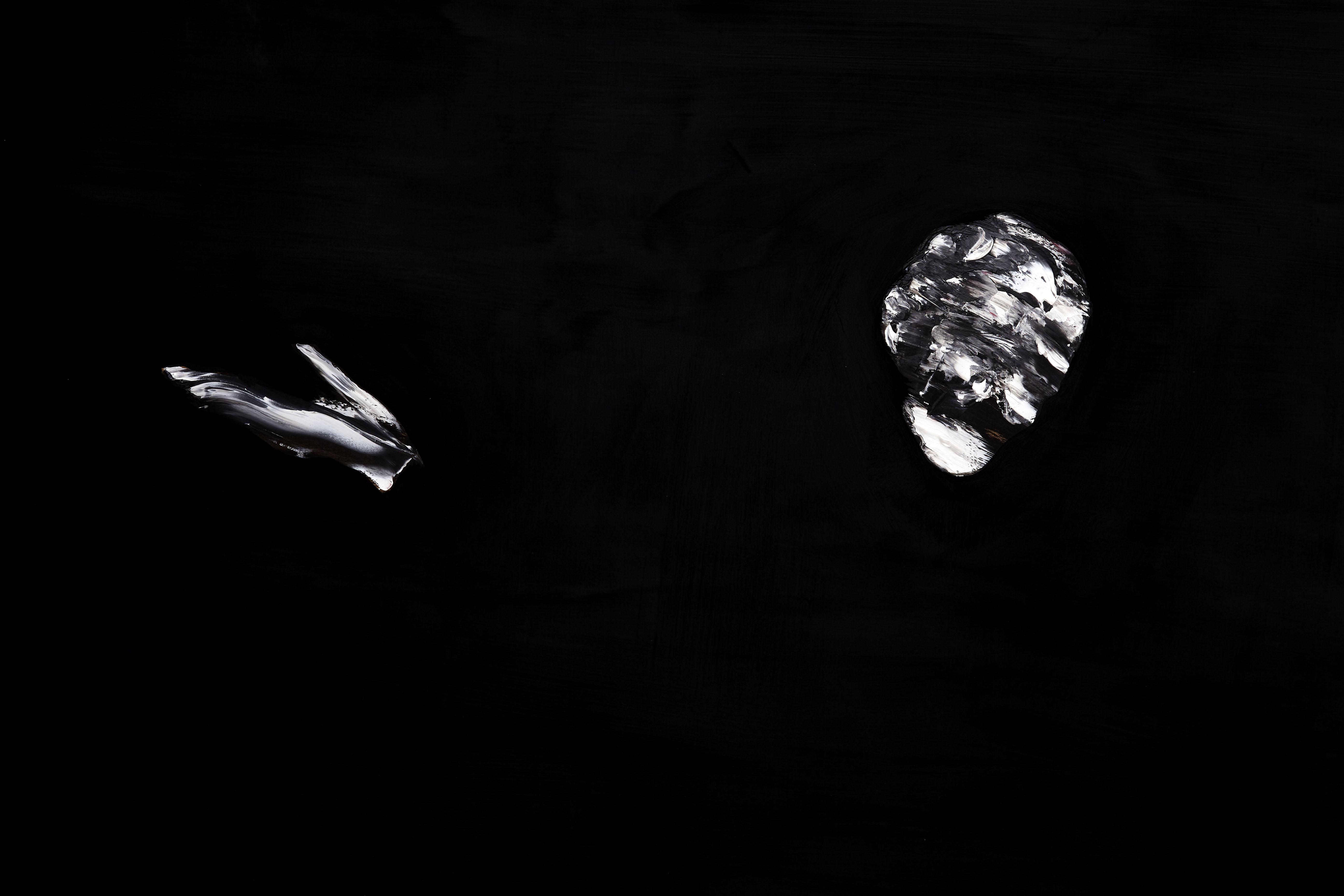 LORENZO PUGLISI Scintille di un fuoco nero A cura di Martina Cavallarin