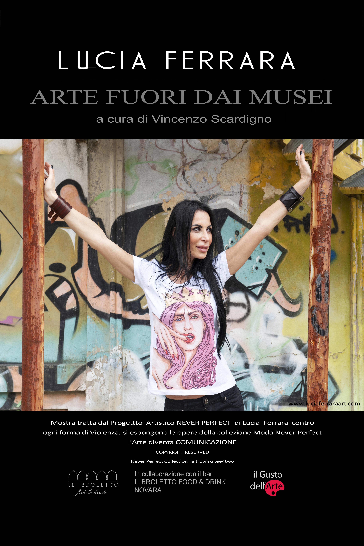 Arte Fuori Dai Musei Lucia Ferrara