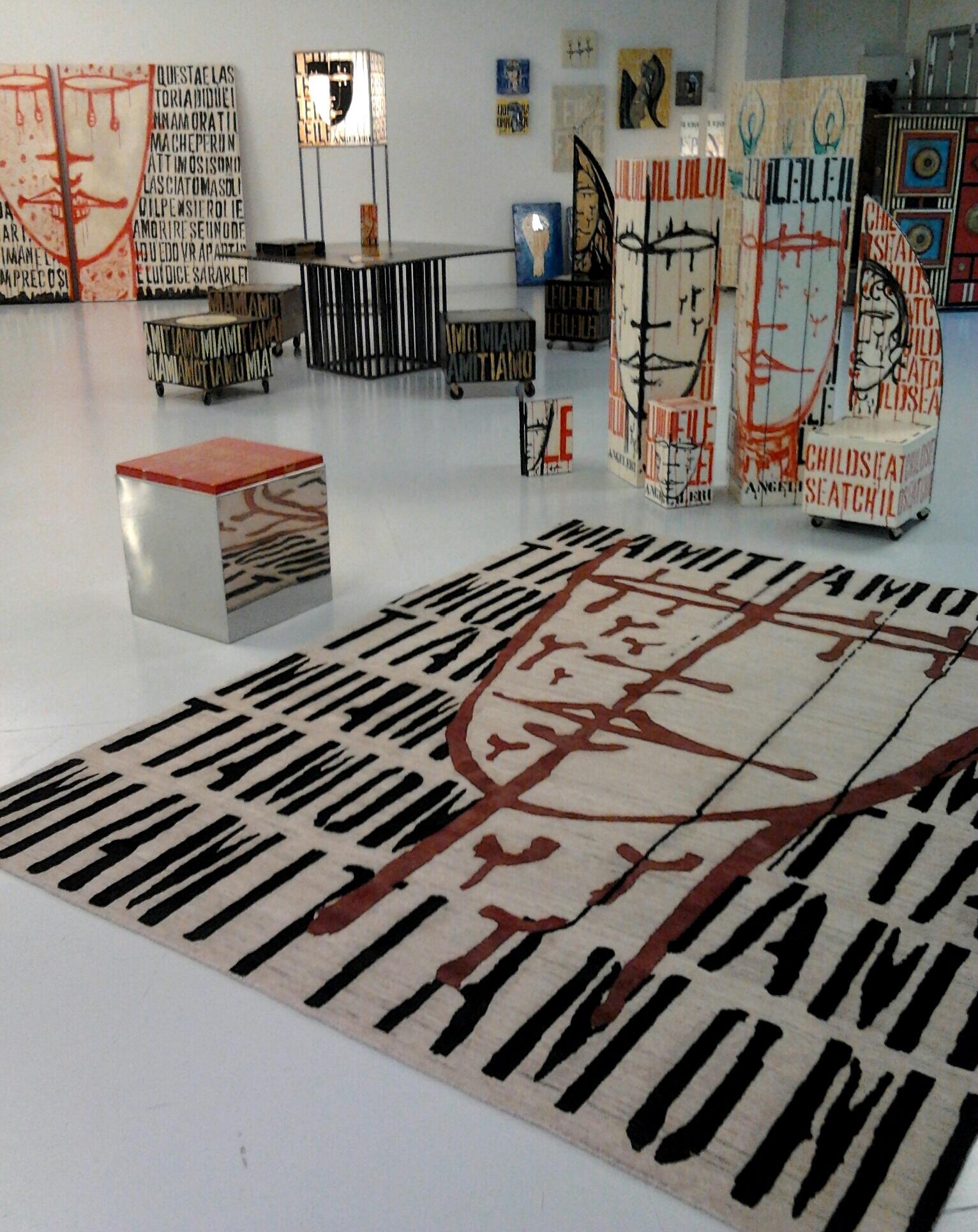 Luciano Angeleri Artista Poliedrico