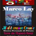 Mostra personale Marco Lay